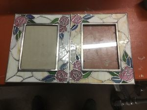 Stained glass picture frames. for Sale in Plano, TX