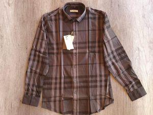 New mens Burberry dress shirt Medium for Sale in Bakersfield, CA