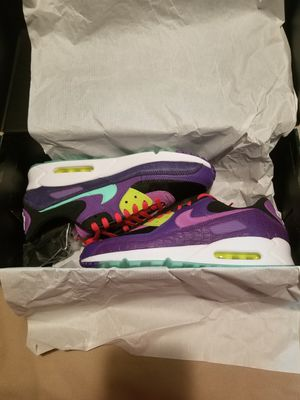 New Nike Airmax 90 Violet Blend size 12 for Sale in Philadelphia, PA