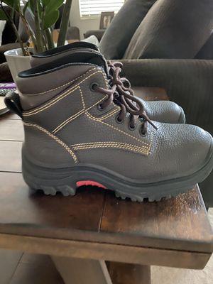 Still toe Skechers work boots for Sale in Etiwanda, CA