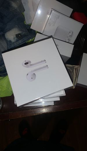 Airpods generation two unopend box for Sale in Baton Rouge, LA