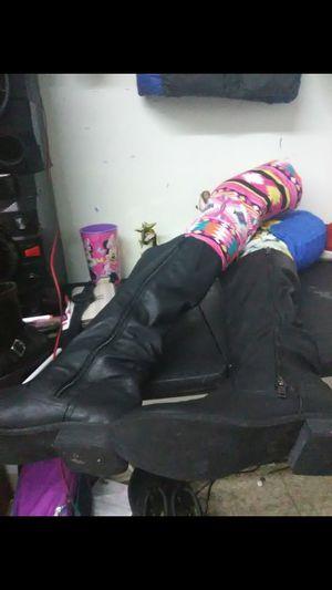 Aldo boots gently used size 7 for Sale in Atlanta, GA