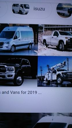 Wanted... newer truck or van!!! for Sale in Seattle,  WA