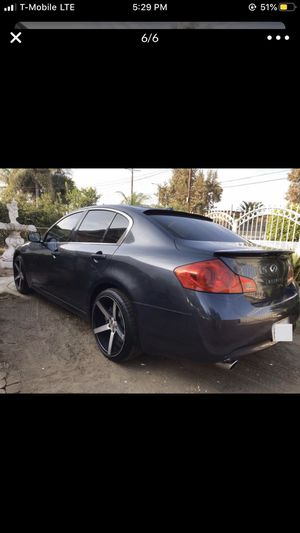Infiniti G37s 09' for Sale in Los Angeles, CA