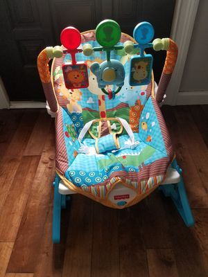 Fisher Price Baby Bouncer for Sale for sale  Linden, NJ