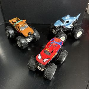 MONSTER JAM Die-Cast Trucks for Sale in Chicago, IL