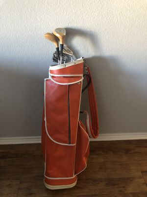 Golf Bag from the 70's for Sale in Denver, CO