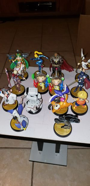 Nintendo amiibos for Sale in Houston, TX