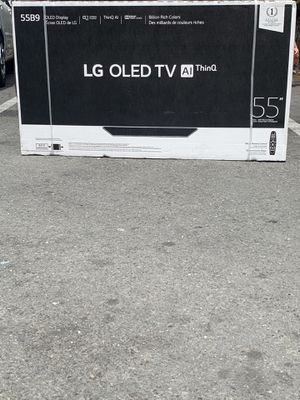 LG OLED TV ai ThinQ for Sale in Oakland, CA