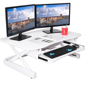 ApexDesk ZT Series Height Adjustable Sit to Stand Electric Desk for Sale in Los Angeles, CA