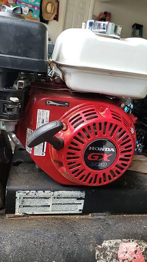 Motor Compressor Honda GX200 for Sale in Lawrenceville, GA