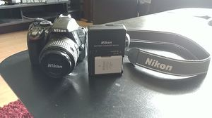 Nikon D3300 Digital Camera with Battery and Lens for Sale in Moorhead, MN