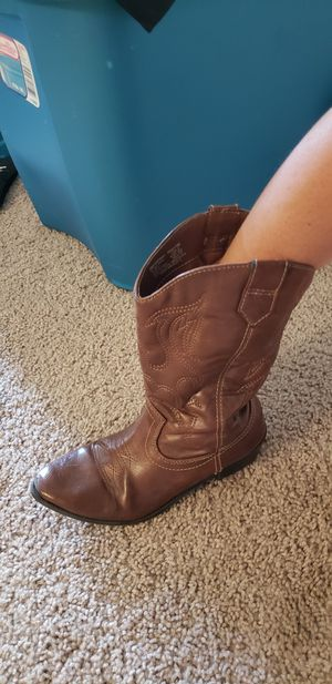 Girl's cowboy boots for Sale in Taylor Mill, KY