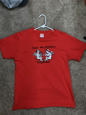 Supreme President Tee SIZE M for Sale in Conyers, GA