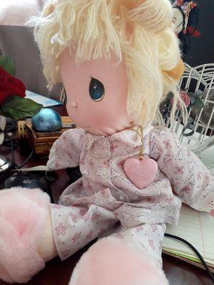 Precious moment doll for Sale in Posen, IL