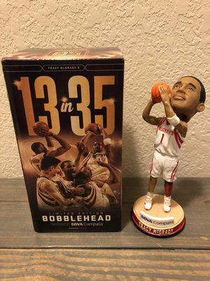 Houston Rockets Bobblehead - Tracy McGrady for Sale in Houston, TX