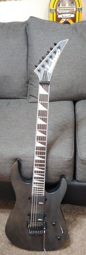 Jackson guitar, Floyd Rose Bridge. Gig bag. for Sale in Cleveland, OH