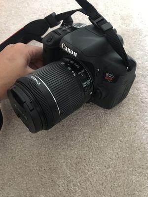 Canon rebel t6i for Sale in Philadelphia, PA