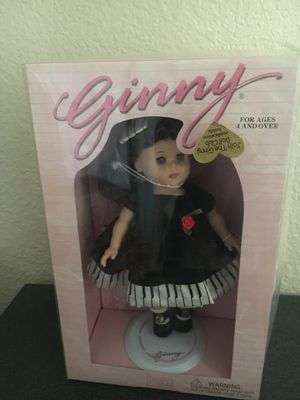 "Display only concert pianist 8"" vinyl Ginny doll for Sale in El Paso, TX"