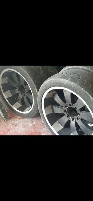 rims 24 inch for Sale in Homestead, FL
