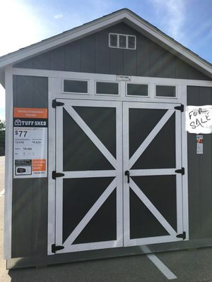 Tuff Shed 10 x 12 TR800 was $ 4928 now $4180 delivered for Sale in Bridgeton, MO