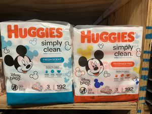 Huggies wipes for Sale in Houston, TX