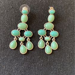 Turquoise Color Earrings for Sale in Worcester,  MA