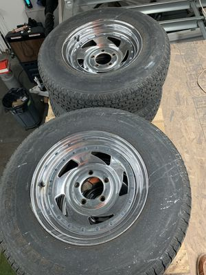 Trailer rims and tires for Sale in West Covina, CA