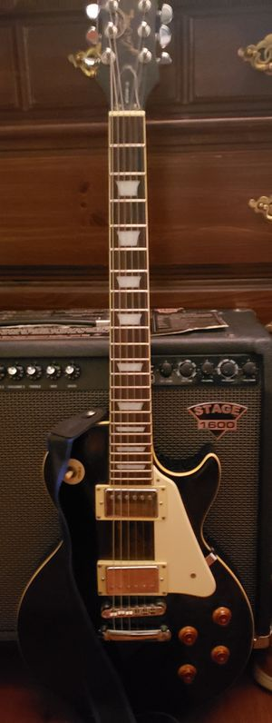 Gibson Les Paul Electric Guitar for Sale in Washington, DC