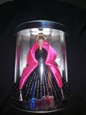 Happy Holidays Special Edition Barbie for Sale in St. Petersburg, FL