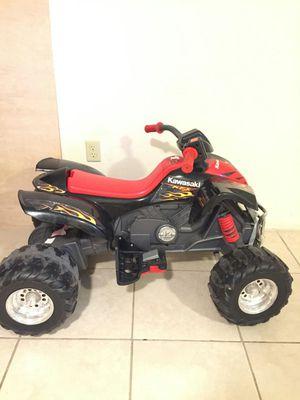 Kawasaki kids motorcycle for Sale in Homestead, FL