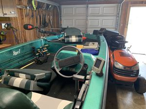 Bumblebee 16' boat for Sale in Archdale, NC