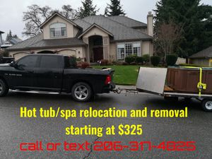 Hot tub mover for Sale in Auburn, WA