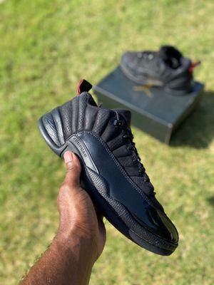 JORDAN 12 RETRO 'BLACK PATENT' for Sale in Houston, TX
