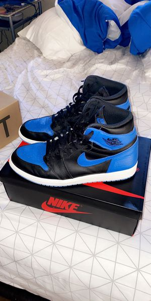 Jordan 1 royal Sz 12 for Sale in San Juan Capistrano, CA