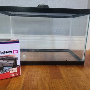10 Gallon Fish Tank for Sale in Stockton, CA