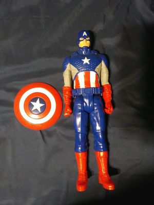 Captain america toy for Sale in Peoria, AZ