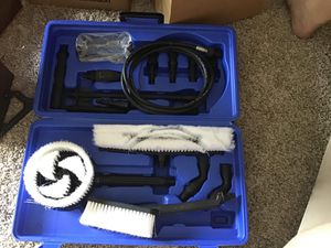 Pressure washer brush set for Sale in Houston, TX