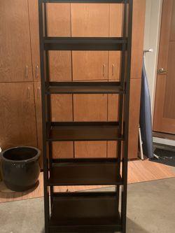 Black Ladder Bookshelf for Sale in Sherwood,  OR