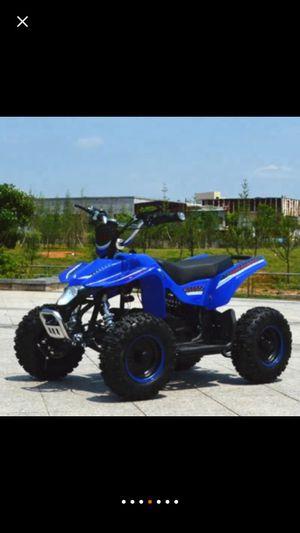 Kids 500 watt electric ATV for Sale in Chicago, IL