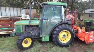 John Deere 5400 narrow diesel cab tractor for Sale in Molalla, OR