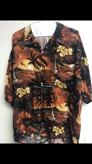 Hawaii shirts 3 different shirts for $25 obo for Sale in Pompano Beach, FL
