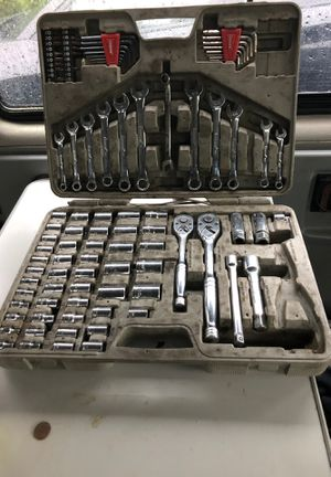 Crescent socket and wrench set for Sale in Portland, OR