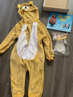 Bear Costume 4-6 Years Old for Sale in Alameda,  CA