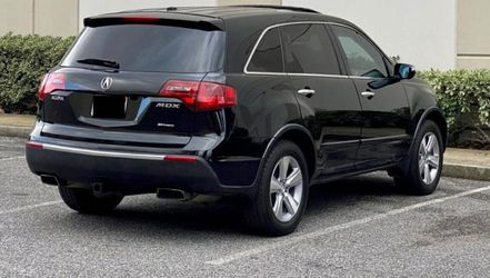Best Deal 2O12 Acura MDX SUV 3.7L Nothing Wrong AWDWheels One Owner🍁egrbfd for Sale in Alexandria,  VA