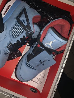 TRAVIS SCOTT JORDAN 4s for Sale in Chino Hills, CA