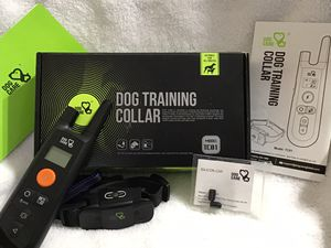 DOG TRAINING COLLAR by DOG CARE: Model: TC01 for Sale in Chesapeake, VA