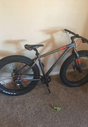 North Rick XC fat tire mountain bike for Sale in Stockton, CA