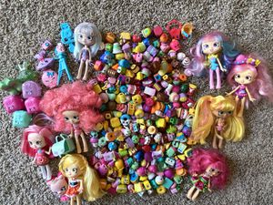 300 pieces Shopkins & Shopees Toys for Sale in Thousand Oaks, CA