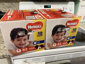 Huggies diaper boxes for Sale in Deltona, FL